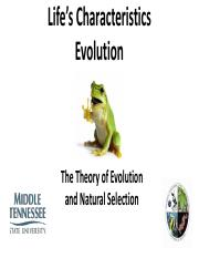 Lecture 5- Theory of Evolution and Natural Selection.pdf
