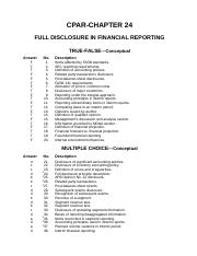 ch24-full-disclosure-in-financial-reporting