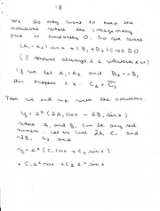 Complex Numbers 18