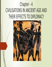 4. Civilizations in Ancient Age and Their Efects to Diplomacy.pptx
