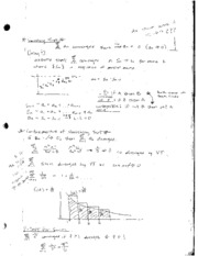 Notes on Vanishing Test and PTest