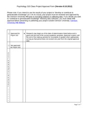 310-Project-Application-Form partly filled in