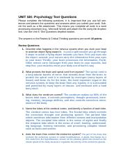 psych unit 4 ip Psych unit 4 ip  topics: memory, sensory system, hippocampus pages: 2 (645 words) published: april 27, 2013 abstract the memory process entails several steps and sub-steps to retain a memory whether it is a short -term memory or a long-term memory there is a process for it the main process of memory consists of three steps, encoding.