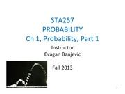 STA257_Ch 1 probability_Part_1_2013(1)