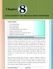 MANAGEMENT_OF_TRANSACTION_EXPOSURE