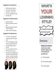 learning styles pamplet.pdf