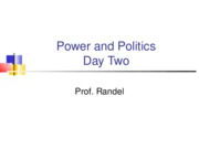 4.8PowerandPoliticsDay2studentversion