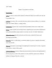 Chapter 5 Case Questions and Terms.docx
