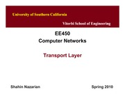 EE450-U10-TransportLayer-Nazarian-Spring10