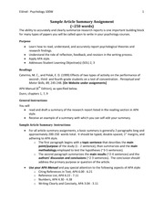 w s sample article summary assignment eldred psychology  100w s10 sample article summary assignment eldred psychology 100w 1 sample article summary assignment ~250 words the ability to accurately and