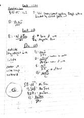 Ampere's Law Notes