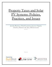 Property-Taxes-and-Solar-PV-Systems-2013