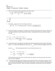 PHY 221 Homework Solutions CH 09.docx