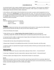 Nutrient Cycle Worksheet - Integrated Science Name Cycles ...