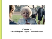 Advertising and Digital Communications