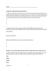 Assignment 6-Banking, Borrowing, and Saving Template(1)