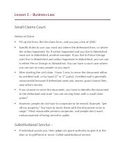 Lesson 3 – Business Law.docx