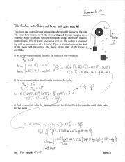 Solution HW 10 PHY 10 Fall 2015.pdf