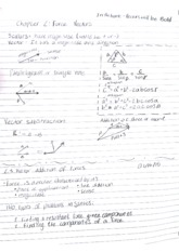 Chapter 2- Force Vectors