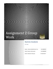 CP1932 Assignment 2