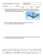Quiz6-Sample2