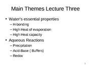 BS111-Lecture 4