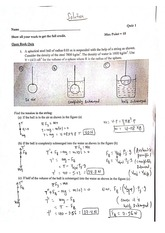 College Physics Transition Waves quiz 1 solutions