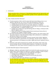 study guide chapter 3
