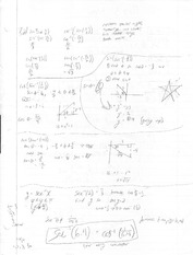 Inverse trig functions (cont)