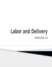Lin_Labor and Delivery.pptx