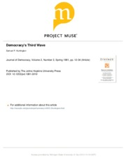 Democracys_Third_Wave