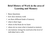 what is learning notes