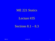 Lecture 35 sect 8.3