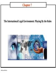 Chapter 7 Legal Environment.pptx