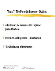 TOPIC_7_-_THE_PERIODIC_INCOME_REVENUES_AND_EXPENSES