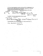 Physics Problems 005