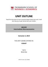 BEA220-Unit-Outline-Sem2_2014