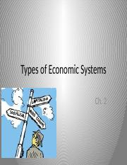 Types of Economic Systems.pptx
