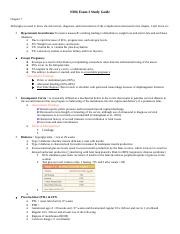 N306 Exam 3 Study Guide.docx