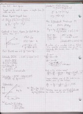Chapter 3.10 Linear Approximation