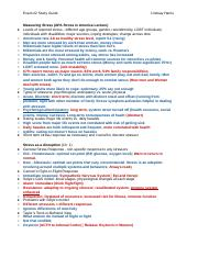 Psych 3830 Exam 2 Study Guide_Harris .docx