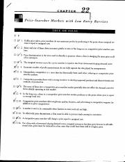 Microeconomic concept examples review guides