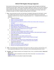 ENGL227 Wk5 Negative Message Assignment Worksheet (1).docx
