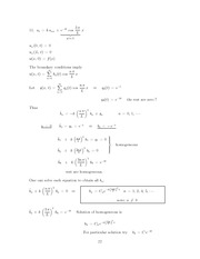 Differential Equations Lecture Work Solutions 77