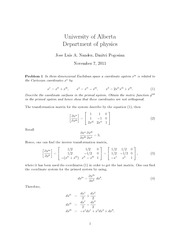 PHYS 458 Assignment 2
