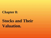 Chapter-8-Stocks-and-Their-Valuation