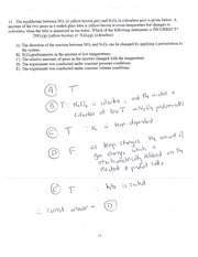 PHYS 1150 Fall 2014 Quiz 6 Solutions