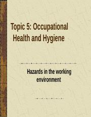 Safety Topic 5_Hazards at workplaces.ppt