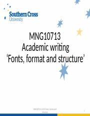 Fonts, format and structure.pptx