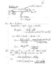 Homework 1 Volume
